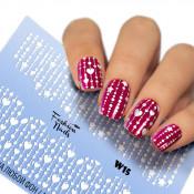 Слайдер для ногтей W015