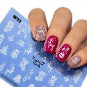 Слайдер для ногтей W033