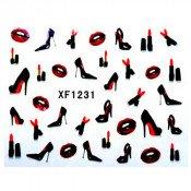 Слайдер для ногтей XF1231