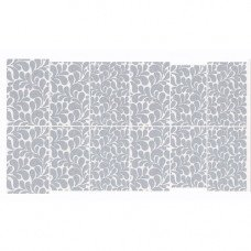 Слайдер для ногтей S028 серебро