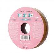 Запасной блок файл-ленты для пластиковой катушки Bobbinail STALEKS PRO 180 грит (8 м) (ATS-180)