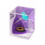 Cмарт диск Cталекс пластиковый скошенный PRO S с файлами кольцом 180 грит 5 шт (15 мм) (SPDset-15)