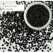 Хрустальная крошка Crystal Black 100 шт.