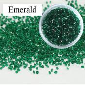 Хрустальная крошка Crystal Emerald 100 шт.