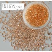 Хрустальная крошка Crystal Champange 100 шт.