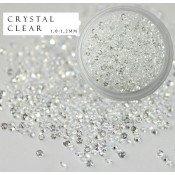 Хрустальная крошка Crystal Crystsal Clear 100 шт.