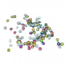 Купить стразы rainbow SS6 100 шт. стеклянные аналог Сваровски