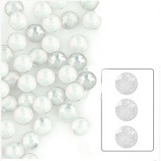 Аналог страз Сваровски White Opal SS6 100 шт. стеклянные стразы