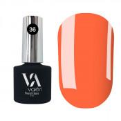 French rubber base neon Valeri 036 неоновый мандарин 6 мл