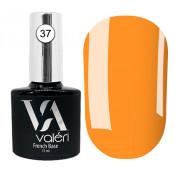 French rubber base neon Valeri 037 неоновый апельсин 12 мл