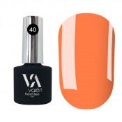 French rubber base neon Valeri 040 неоновый абрикос 6 мл