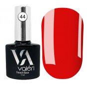 French rubber base neon Valeri 044 красный, неон 12 мл