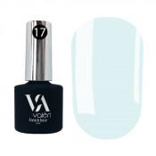 French rubber base Valeri 017 серо-голубая 6 мл