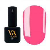 Гель-лак Valeri Color 004 малиново-розовый 6 мл
