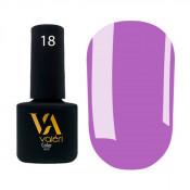 Гель-лак Valeri Color 018 сиреневый 6 мл