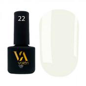 Гель-лак Valeri Color 022 молочный 6 мл