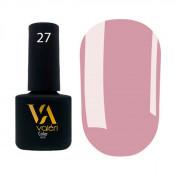 Гель-лак Valeri Color 027 розовое какао 6 мл