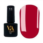 Гель-лак Valeri Color 011 красновато-малиновый 6 мл