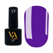 Гель-лак Valeri Color 017 фиолетовый 6 мл