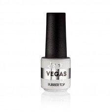 Каучуковый топ для гель-лака Vegas Rubber top 6 мл