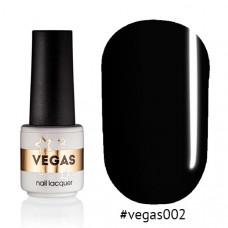 Гель-лак Vegas 002 6 мл