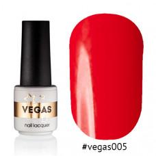 Гель-лак Vegas 005 6 мл
