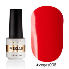 Гель-лак Vegas 008 6 мл