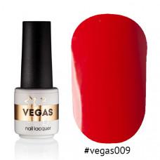Гель-лак Vegas 009 6 мл