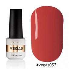 Гель-лак Vegas 033 6 мл