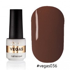 Гель-лак Vegas 036 6 мл