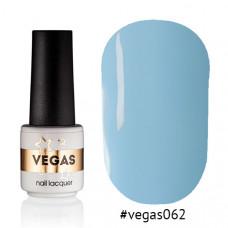 Гель-лак Vegas 062 6 мл