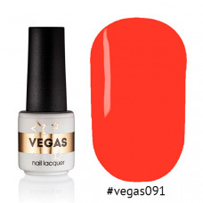 Гель-лак Vegas 091 6 мл