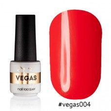 Гель-лак Vegas 004 6 мл