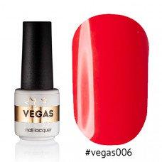Гель-лак Vegas 006 6 мл