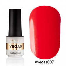 Гель-лак Vegas 007 6 мл