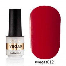 Гель-лак Vegas 012 6 мл