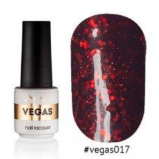 Гель-лак Vegas 017 6 мл