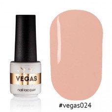 Гель-лак Vegas 024 6 мл