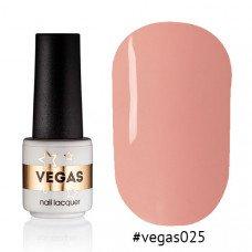 Гель-лак Vegas 025 6 мл