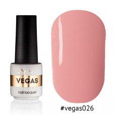 Гель-лак Vegas 026 6 мл
