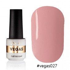 Гель-лак Vegas 027 6 мл