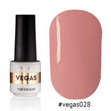 Гель-лак Vegas 028 6 мл