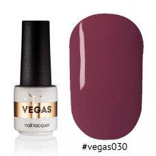 Гель-лак Vegas 030 6 мл