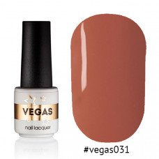Гель-лак Vegas 031 6 мл