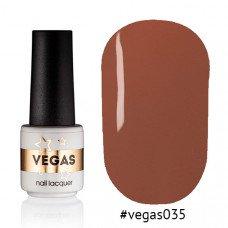 Гель-лак Vegas 035 6 мл