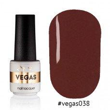 Гель-лак Vegas 038 6 мл