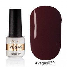 Гель-лак Vegas 039 6 мл