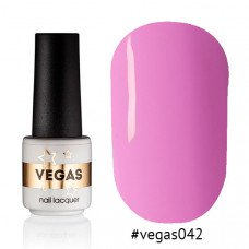 Гель-лак Vegas 042 6 мл