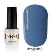 Гель-лак Vegas 058 6 мл