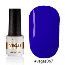 Гель-лак Vegas 067 6 мл